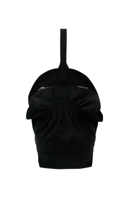 SMALL DIMSUM ECO BAG_Black